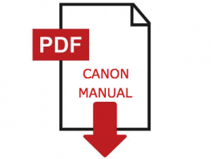 Download Canon PIXMA iX5000 Manual for Mac and Windows